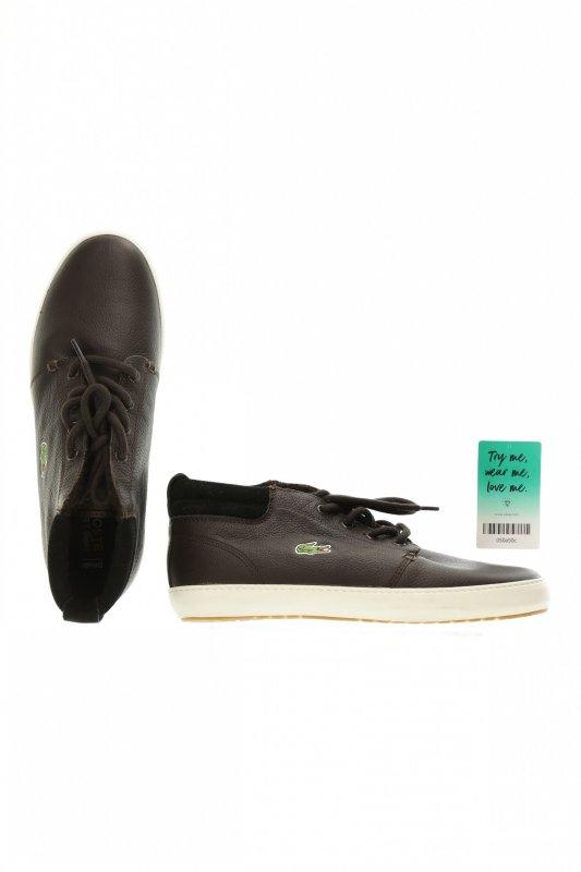 Lacoste Herren 42 Sneakers DE 42 Herren Second Hand kaufen 435603