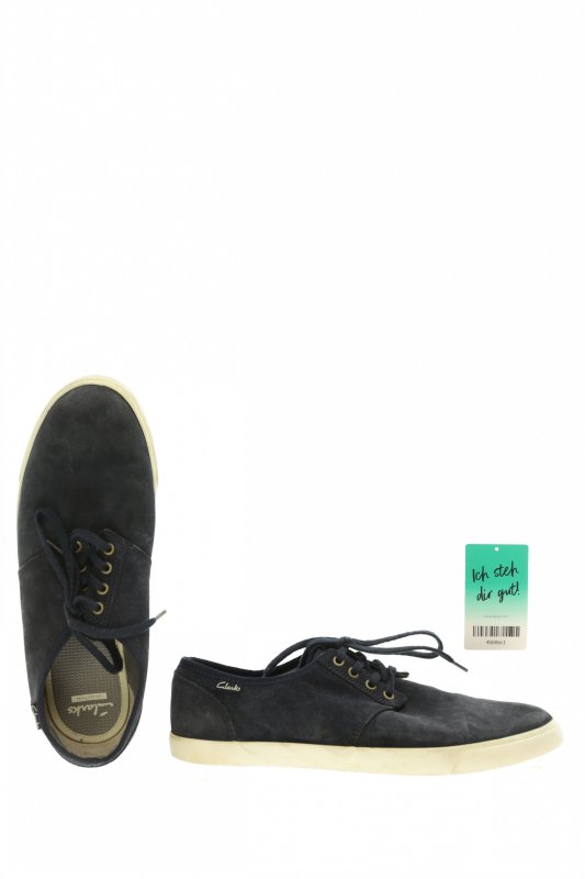 Clarks Herren 42.5 Sneakers DE 42.5 Herren Second Hand kaufen c32763