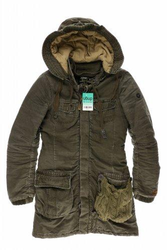 CECIL Mantel Damen Jacke Parka Gr. INT S grün #7f9b264   eBay