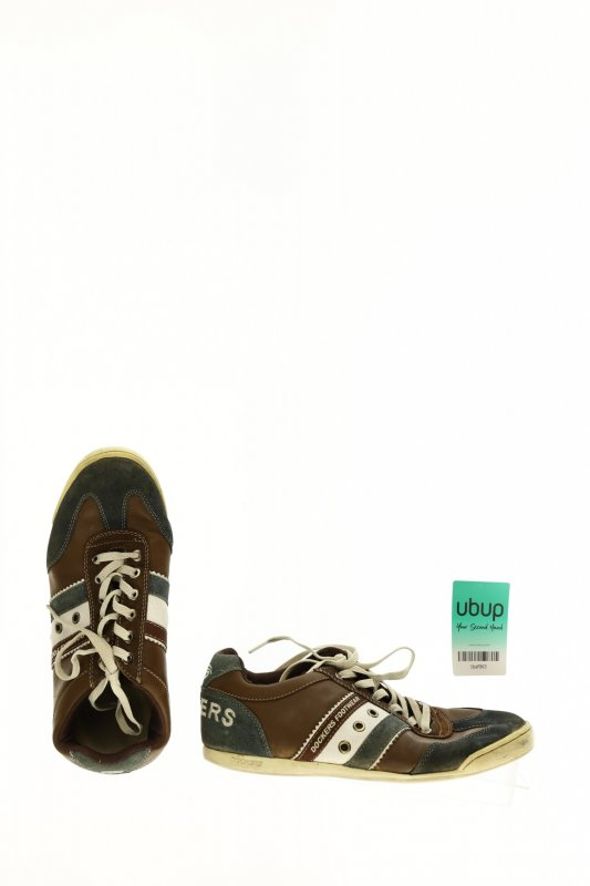 Dockers by Gerli Herren Sneakers kaufen DE 41 Second Hand kaufen Sneakers 504148