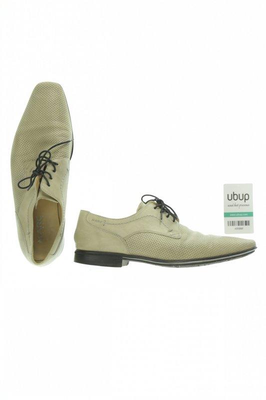 MARC DE Shoes Herren Halbschuh DE MARC 40 Second Hand kaufen 137332
