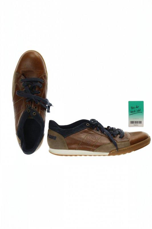 Camp David Herren Sneakers DE 46 Second Hand kaufen