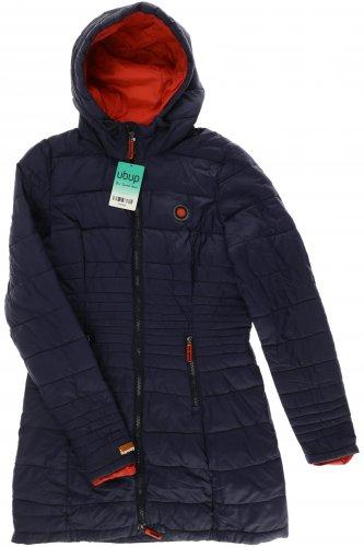 new product 145c0 e35fc Superdry Mantel Damen Jacke Parka Gr. INT S blau #a498868 | eBay