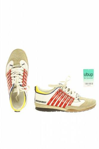DSQUARED2 Herren Hand Sneakers DE 40 Second Hand Herren kaufen 9788c1