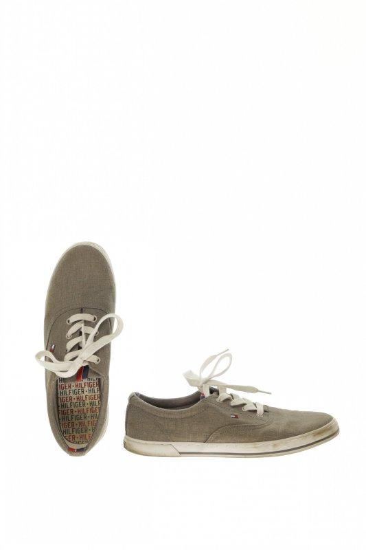 Tommy DE Hilfiger Herren Sneakers DE Tommy 42 Second Hand kaufen ca5d5f
