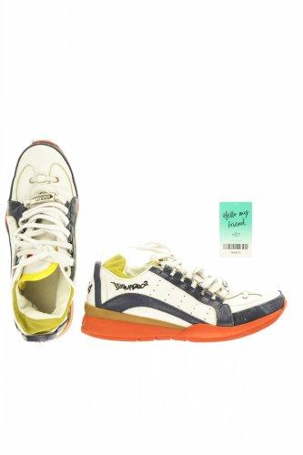 DSQUARED2 Herren Sneakers DE 42 Second Hand kaufen