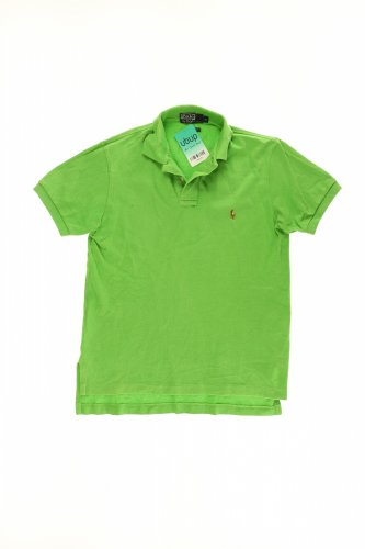 5c772afe6a25b2 Polo Ralph Lauren Poloshirt Herren Polohemd Shirt Gr. INT S Baumwolle grün